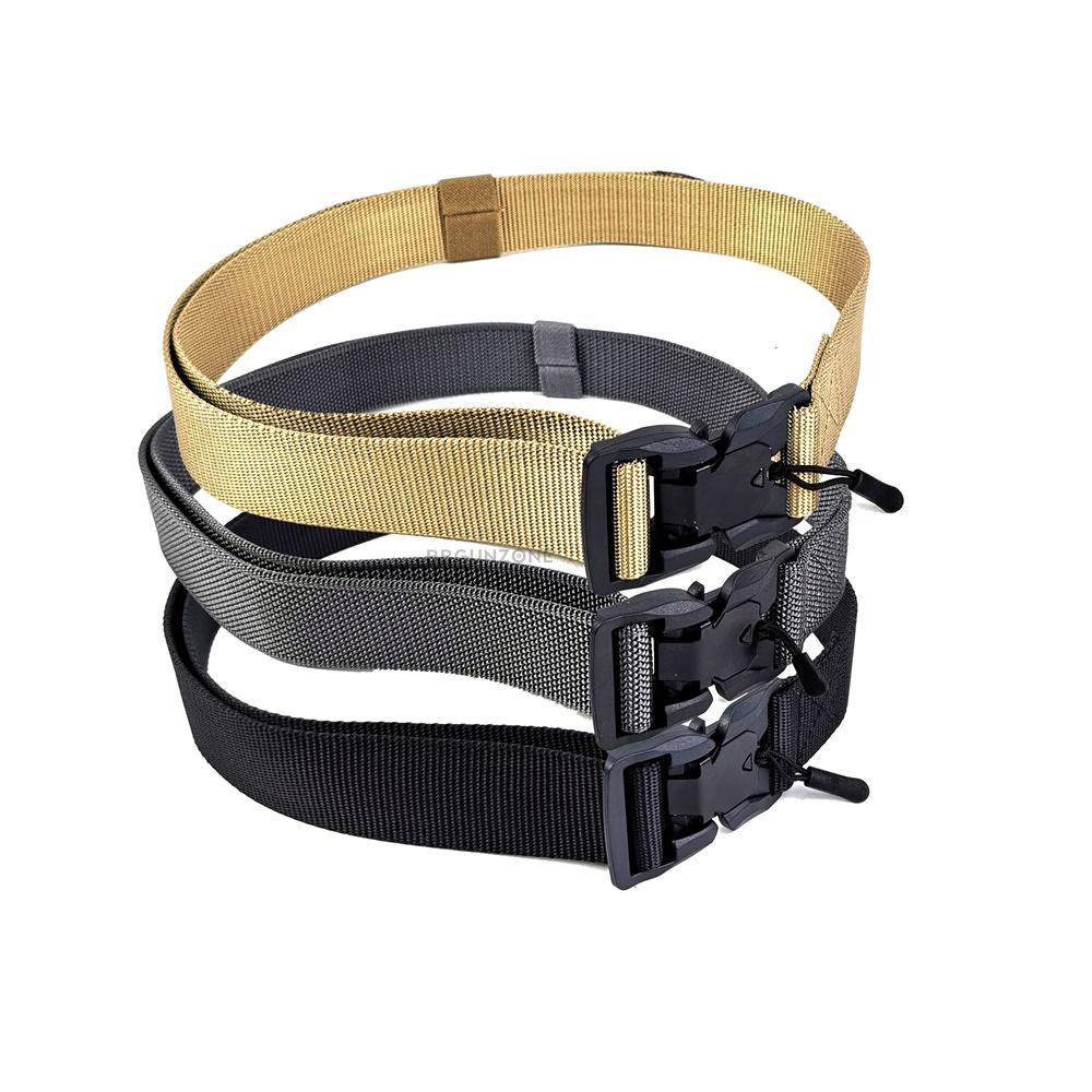 Tactical Belt เข็มขัด หัวแม่เหล็กปลดไว
