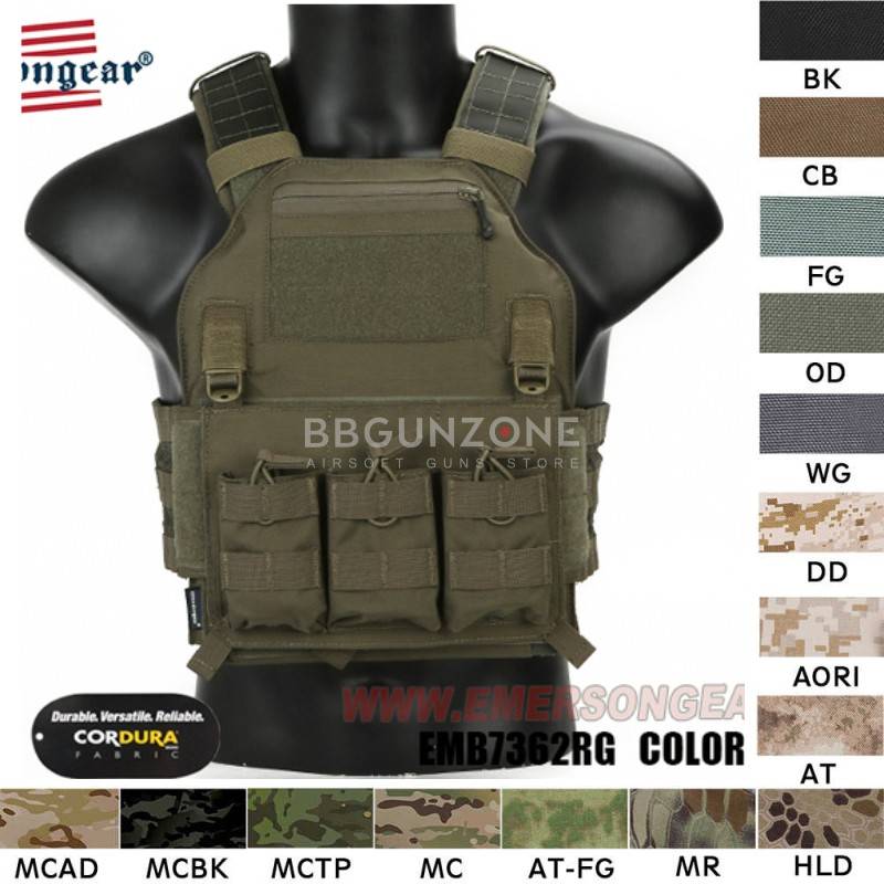 EmersonGear Blue Label 420 Plate Carrier EMB7362
