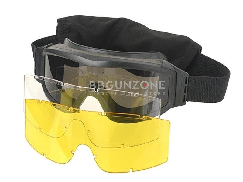 Goggles แว่นตากันกระสุนปืน
