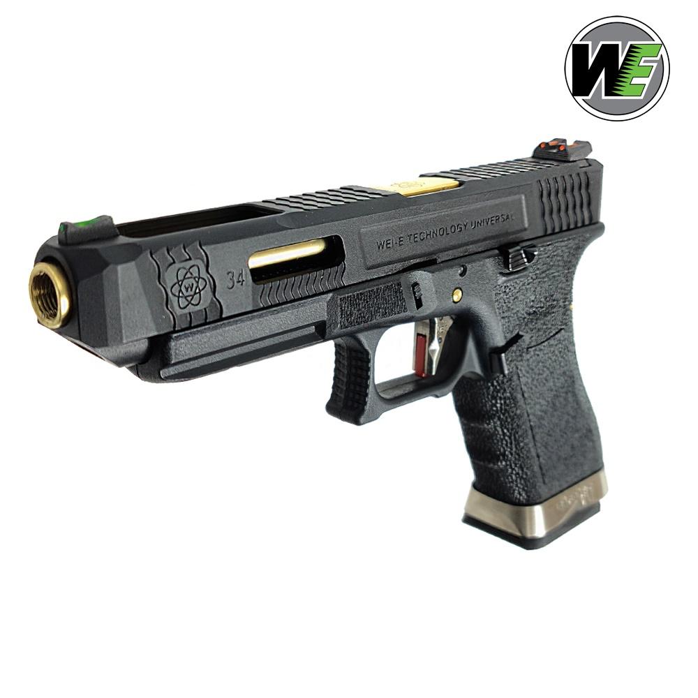 WE Glock34 Force Series T1