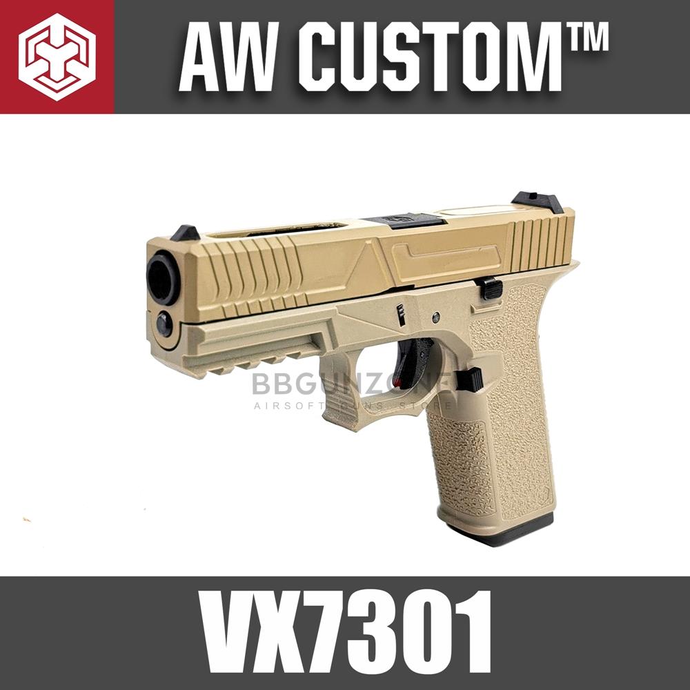G17 Custom VX7301 - Armorer Work