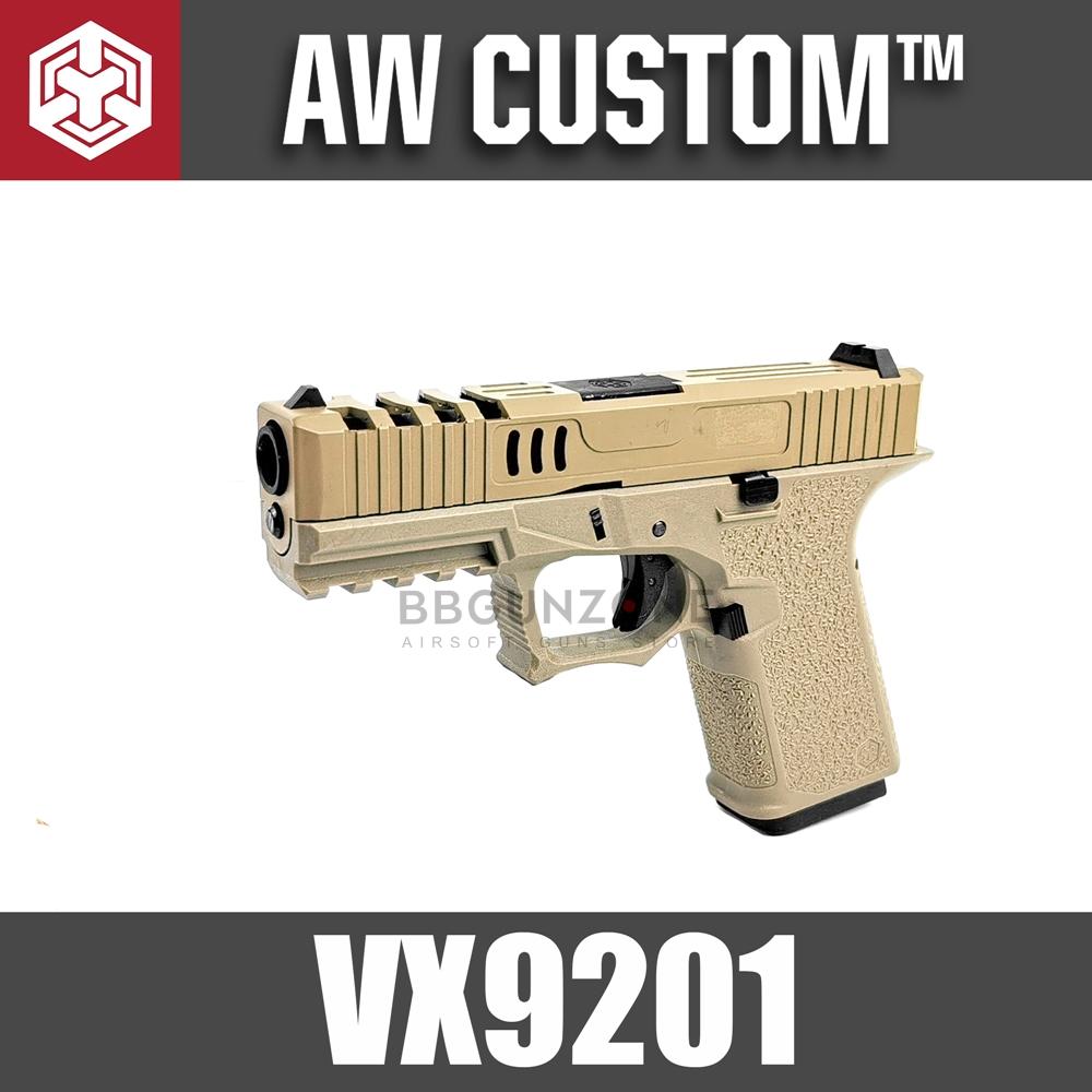 G19 Custom VX9201 - Armorer Work