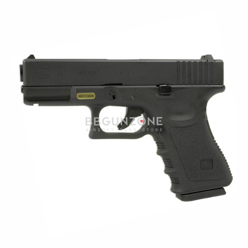 WE G19 Glock 19 Gen 3