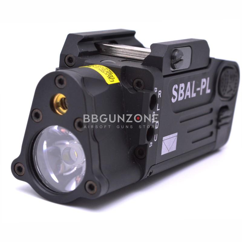 ไฟฉาย Laser SBAL-PL