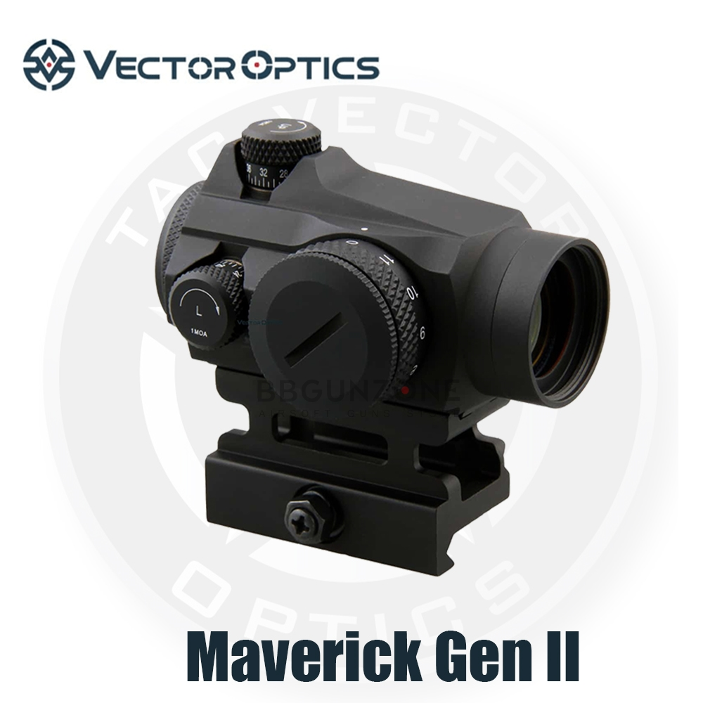 Vector Optics Maverick 1x22 GenII