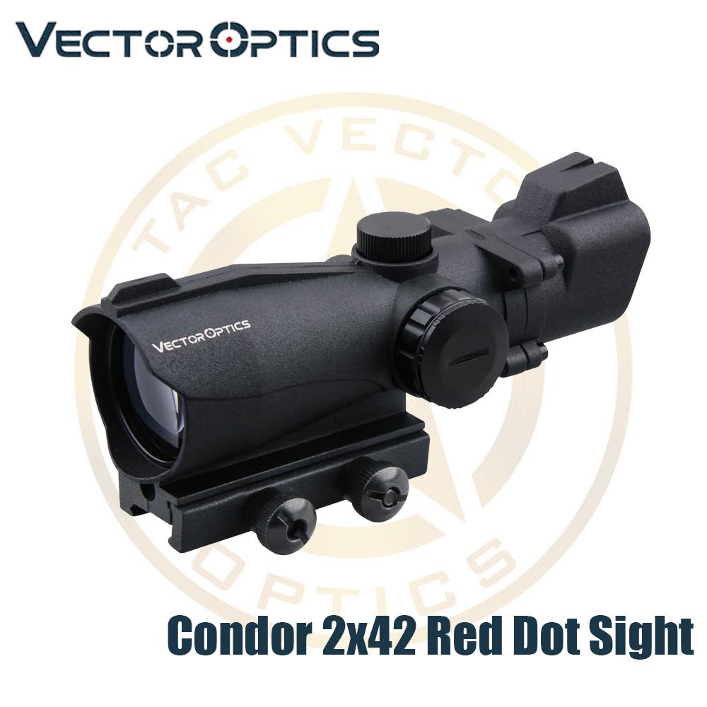 Vector Optics Condor 2x42 Red Dot Sight