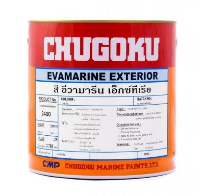 สีชูโกกุ สีอีวามารีน เอ็กซ์ทีเรีย เฉด Spacial Color