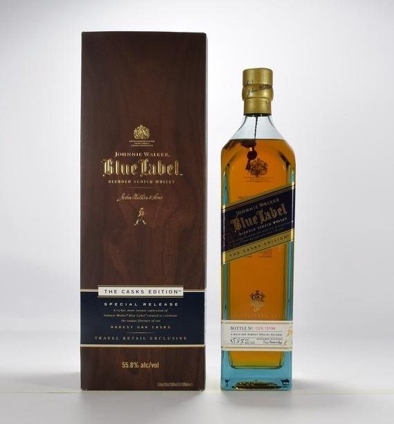 Jw Blue label the casks edition 1L