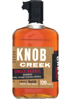 Knob Creek Single Barrel 75cl