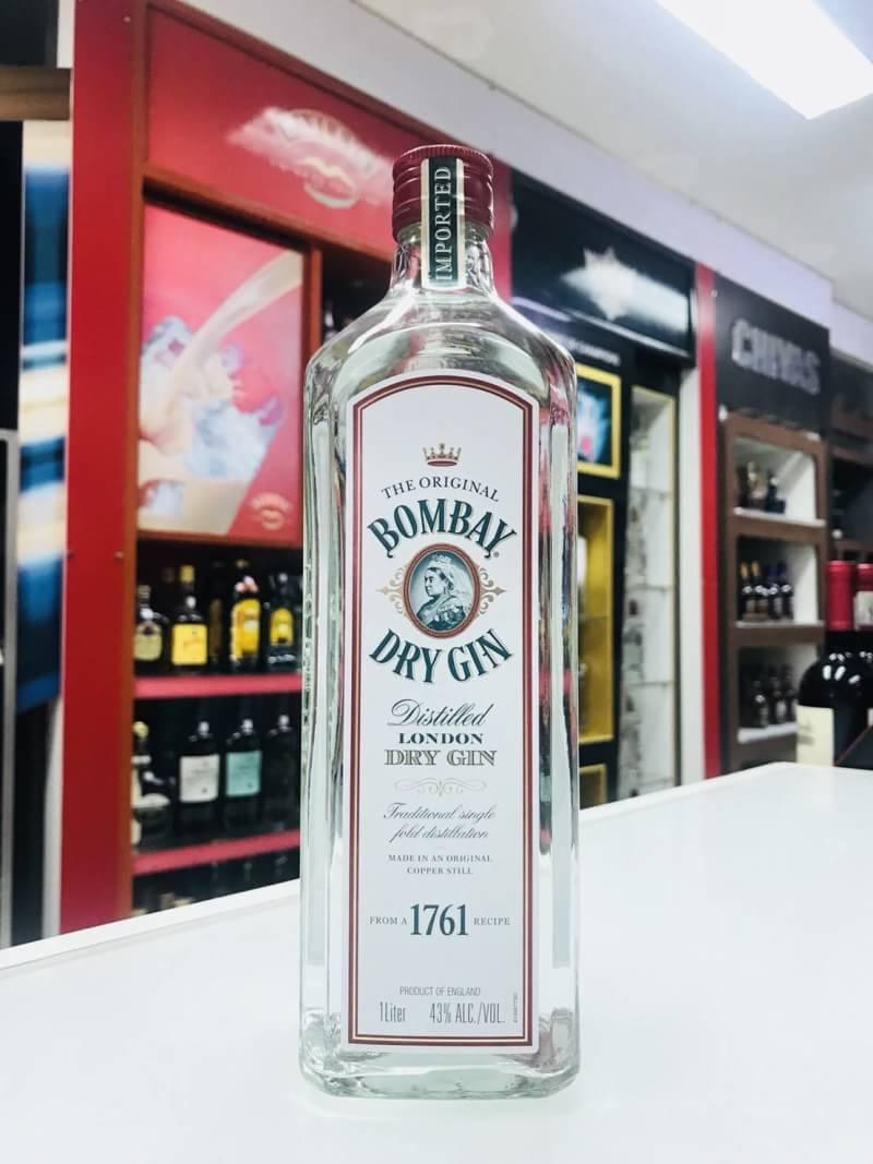 Bombay London Dry Gin 1Liter (40%)