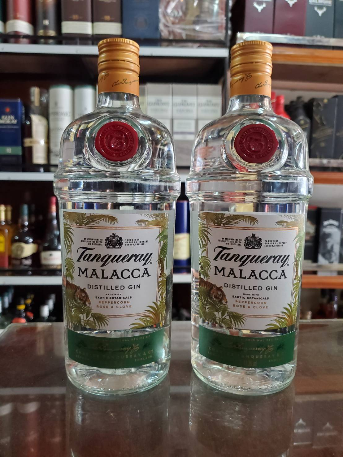 Tanqueray Malacca 1Liter