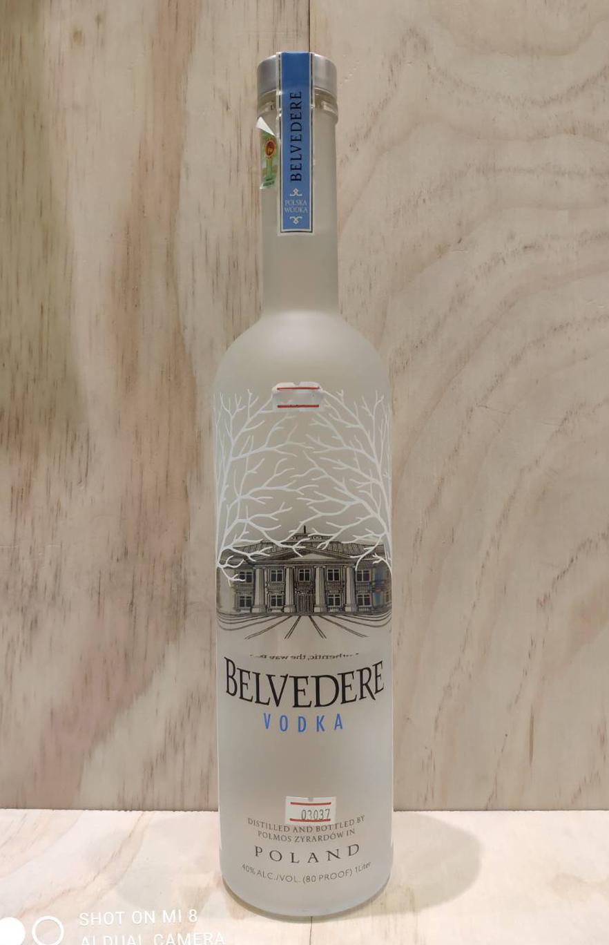 Belvedere 1Liter