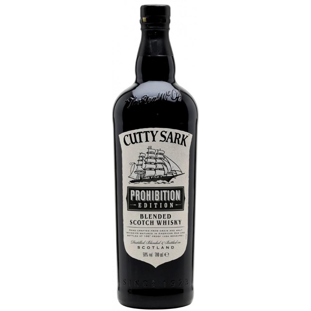 Cutty Sark Prohibition Edition 1L