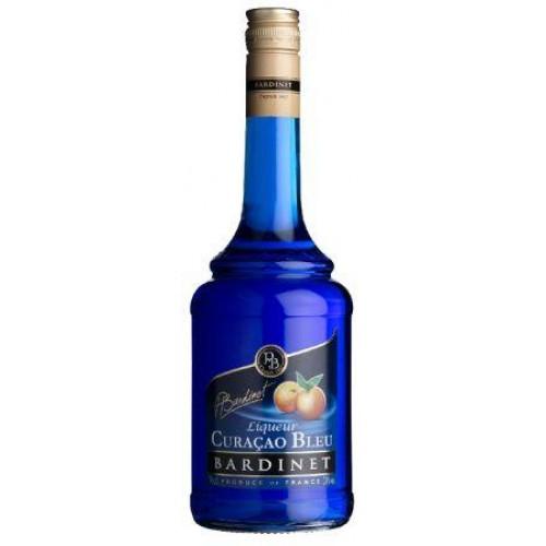 Bardinet blue curacao 70cl