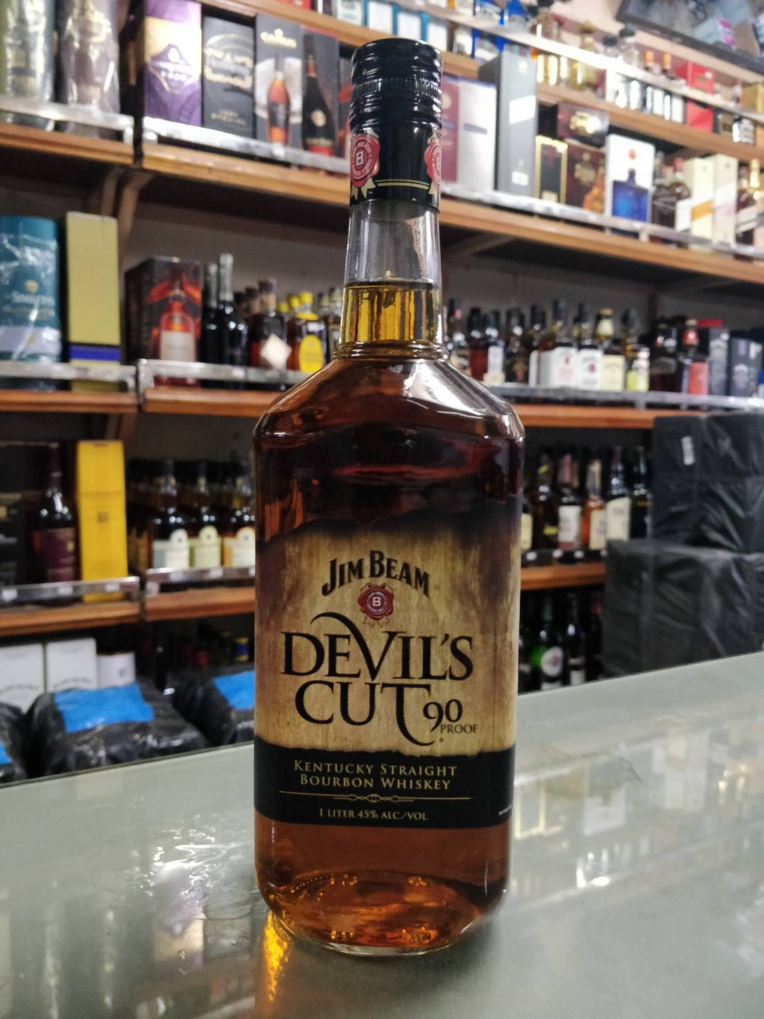 Jim Beam Devil's Cut (1L)