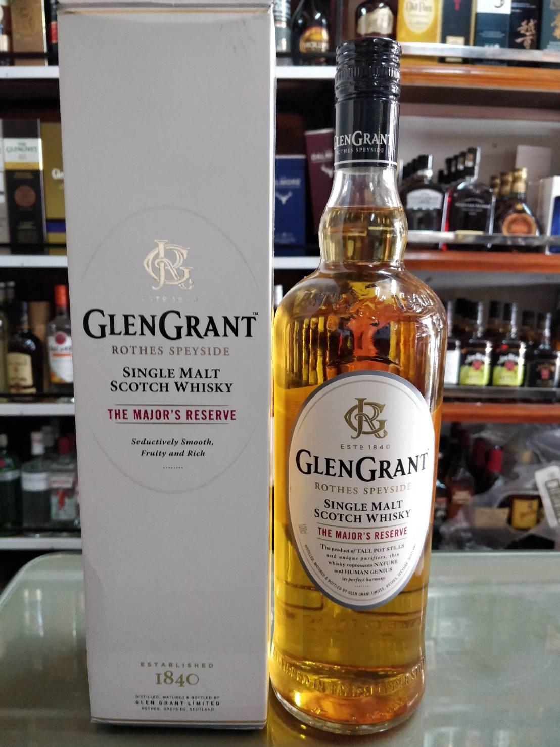 Glen Grant Major's Reserve 1L