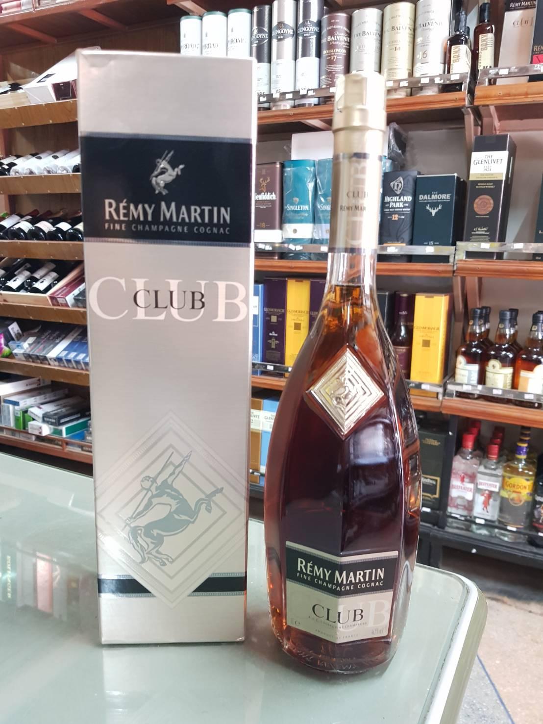 Remy Martin Club Clear 1L