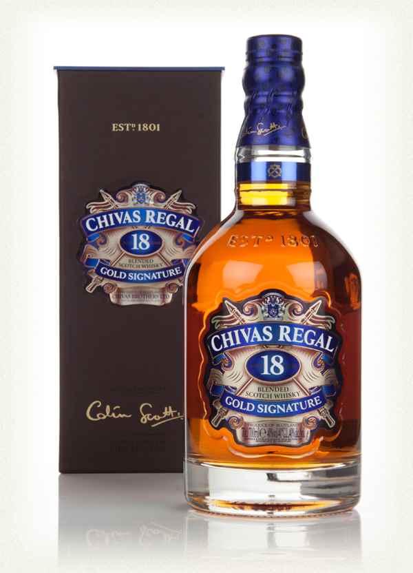 Chivas Regal 18 Year 75cl