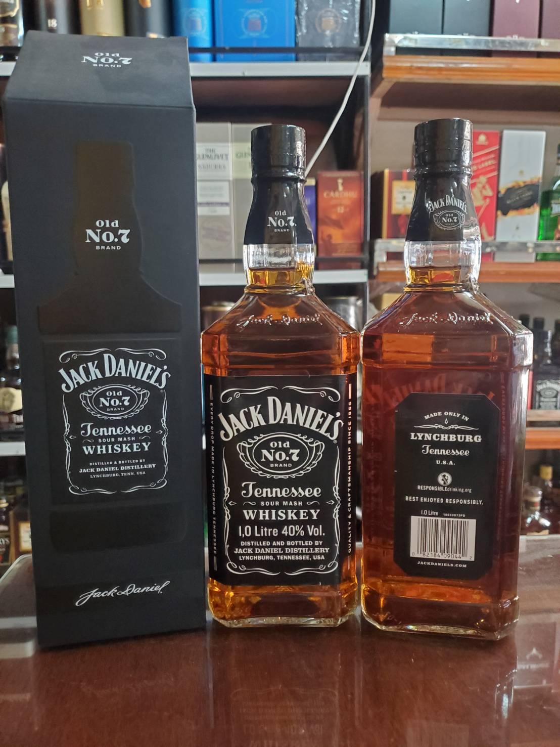 Jack Daniel's Old No.7 ขนาด 1L