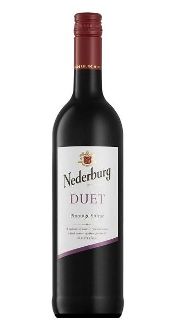 Nederburg Duet Shiraz - Pinotage