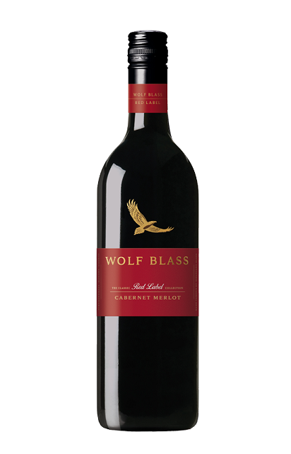 Wolf Blass Red Label Cabernet - Merlot