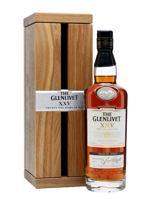 The Glenlivet XXV (25 Year Old) (70cl, 43%)