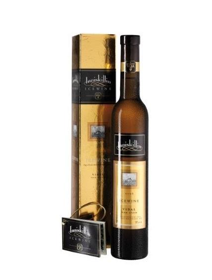 Inniskillin Gold Oak Aged Vidal Icewine (375ML)