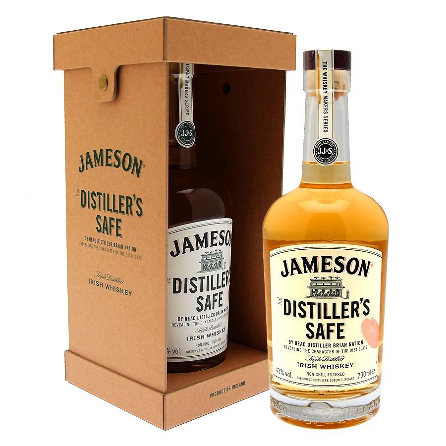 Jameson Distriller Safe 70cl