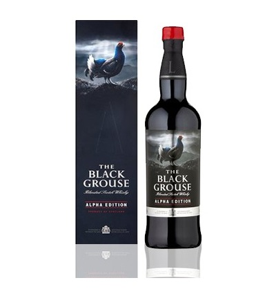The Black Grouse Alpha Edition 70cl