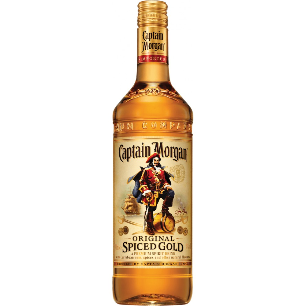 Captain Morgan Gold 1L
