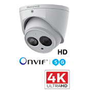Honeywell IP Camera 8 MP IR Eye Ball