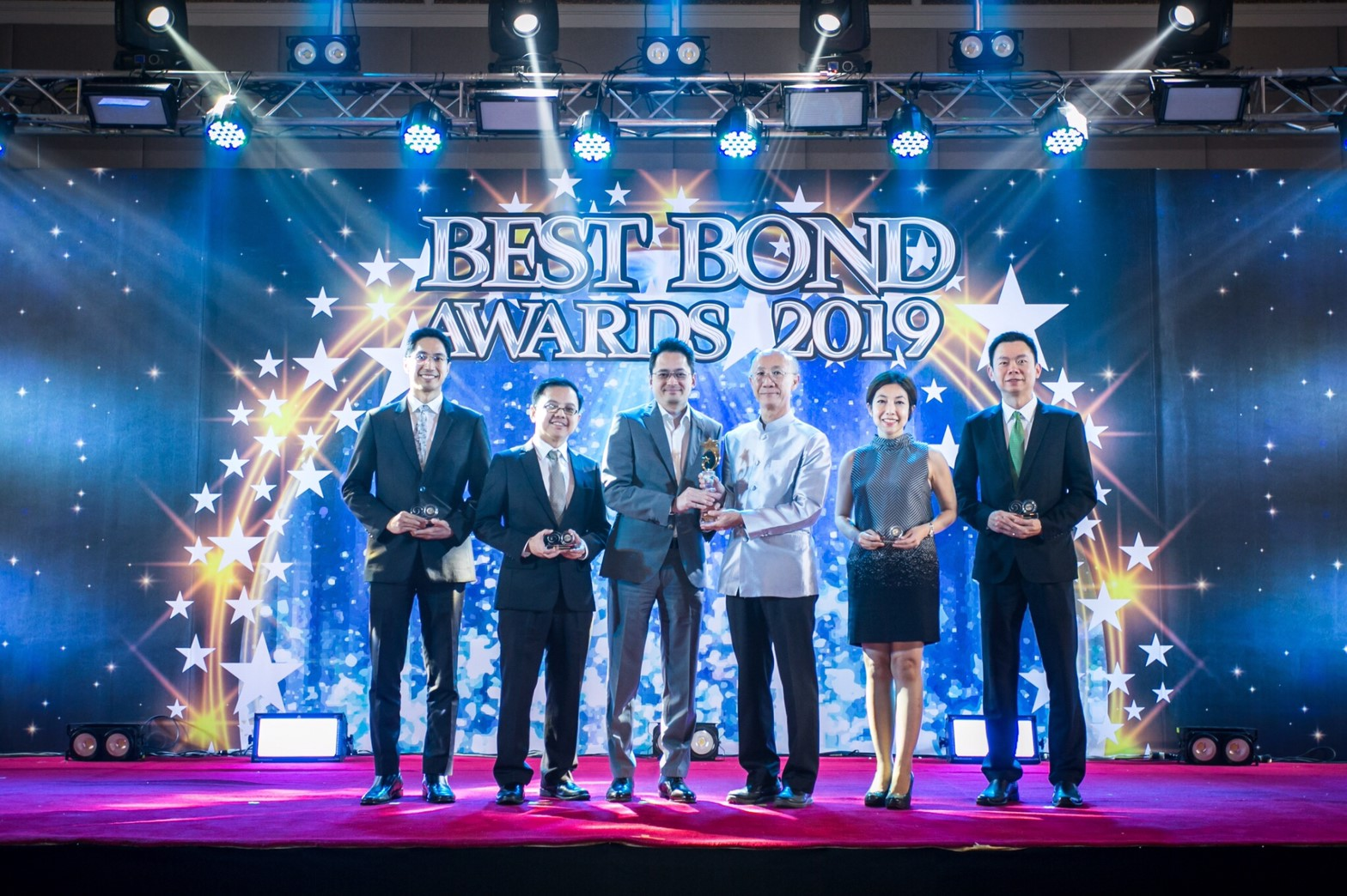 Thai Bma Best Bond Awards 2019