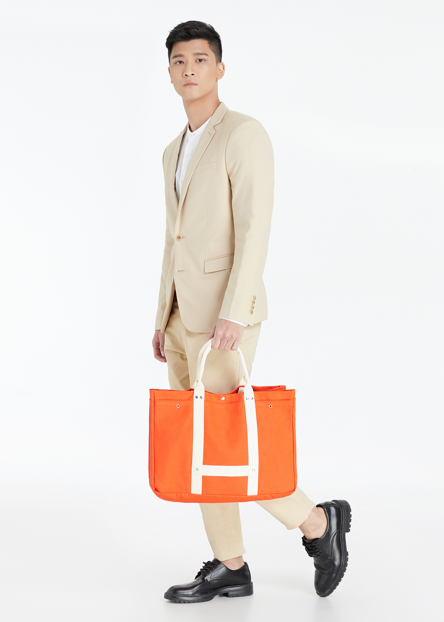 Supermarket Bag : Orange (limited)