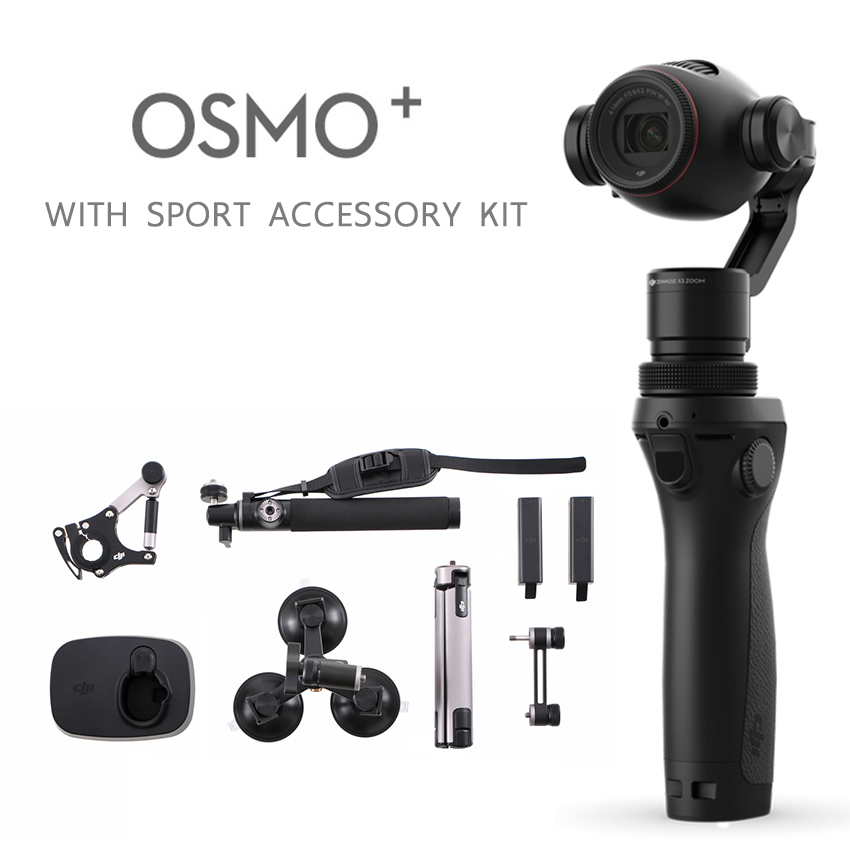 OSMO Plus with Sport Accessory Kit