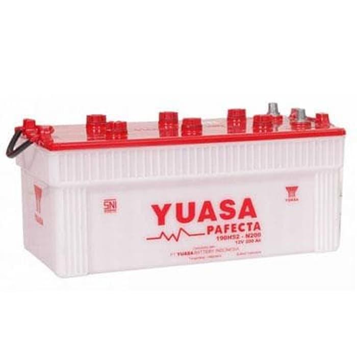 แบตเตอรี่ YUASA N200 12V 200Ah