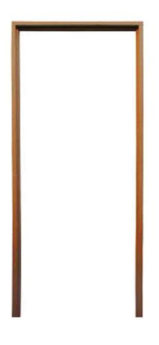 """วงกบประตูไม้เนื้อแข็ง 2""""x4"""" ขนาด 2.05x1.60m."""