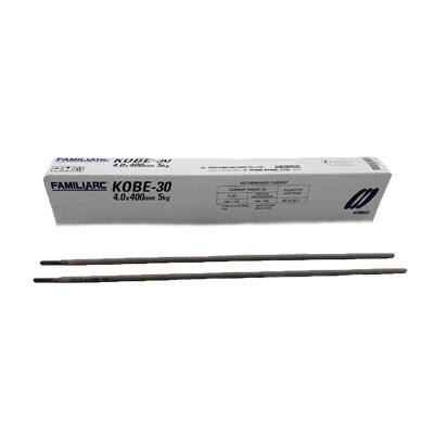 ลวดเชื่อมไฟฟ้า KOBE-30 4.0mm.x400 mm.