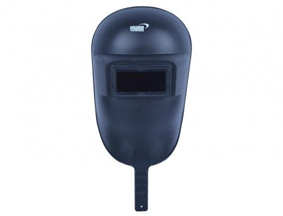 หน้ากากกันแสงเชื่อมแบบมือถือนอก (ดำ) รุ่น YMD-409