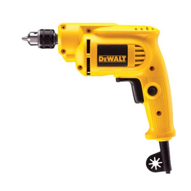 DEWALT สว่านไขควงสำหรับงานหนัก รุ่น DWD010-B1 6.5มม. 380วัตต์