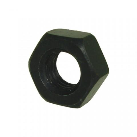 หัวน๊อตมิลดำ SS400 10x1.5mm. ขอบ 17
