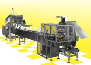 Cartoning Machine รุ่น T-System