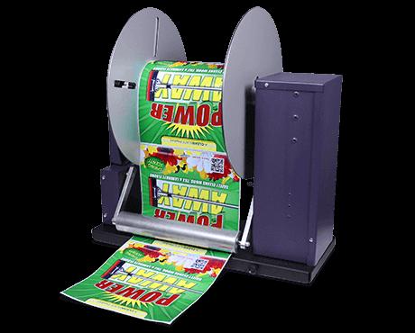RW-800 Label Rewinder