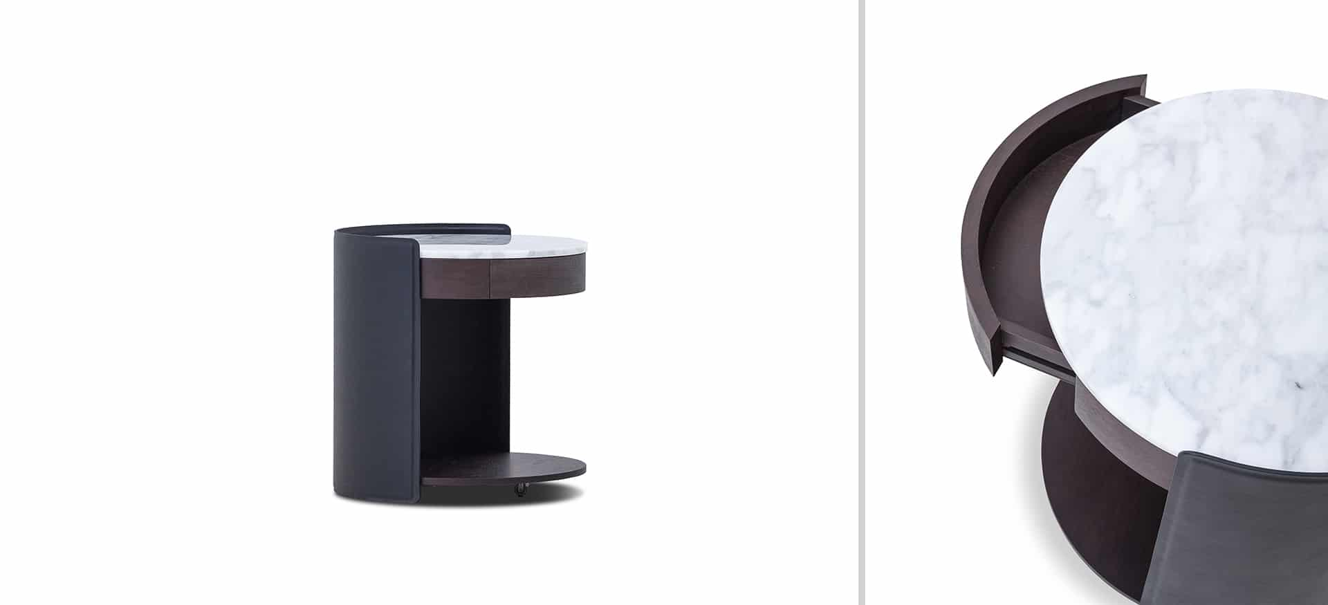 HARMON COFFEE & SIDE TABLES