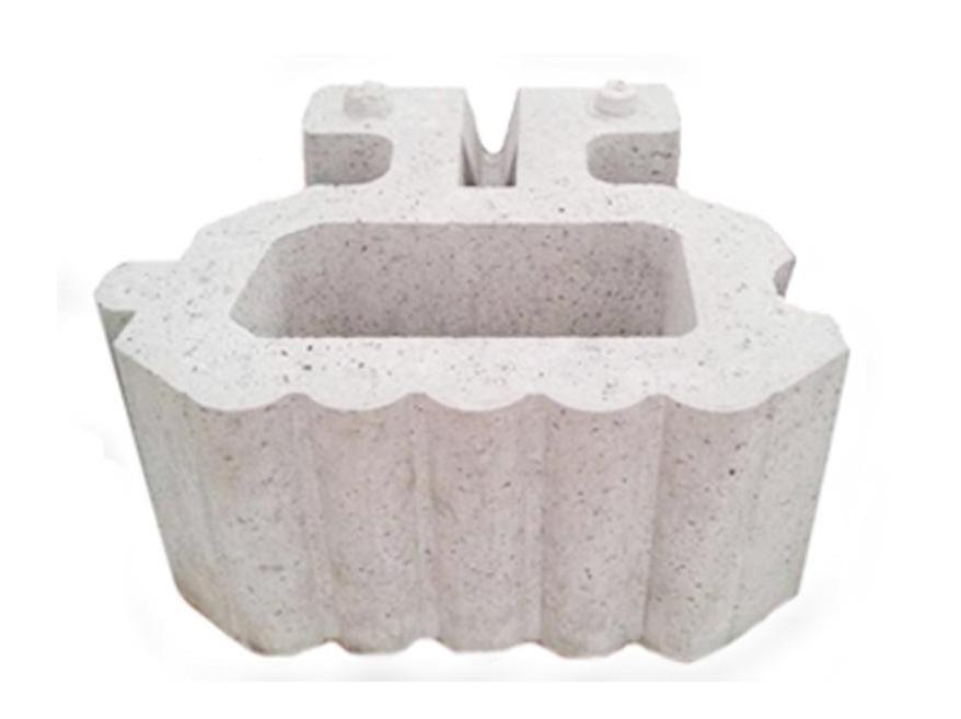 บล็อกกำแพงกันดิน (ขนาดเล็ก) Retaining Wall Block - Small