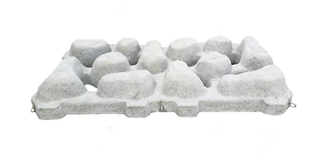 บล็อกกันหน้าดิน (ขนาดใหญ่) Slope Protection Block Double-Large (หินเรียงสำเร็จรูป)
