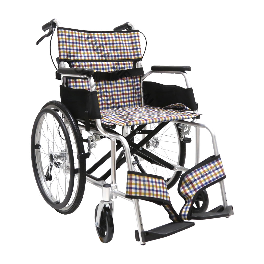 Wheelchair Aluminium