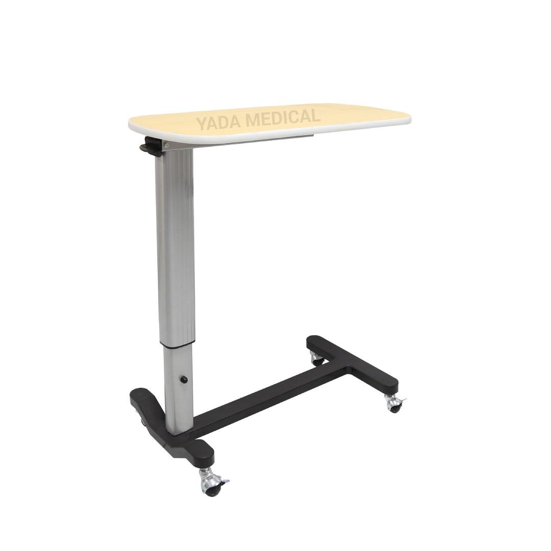 โต๊ะคร่อมเตียงไม้ Particle