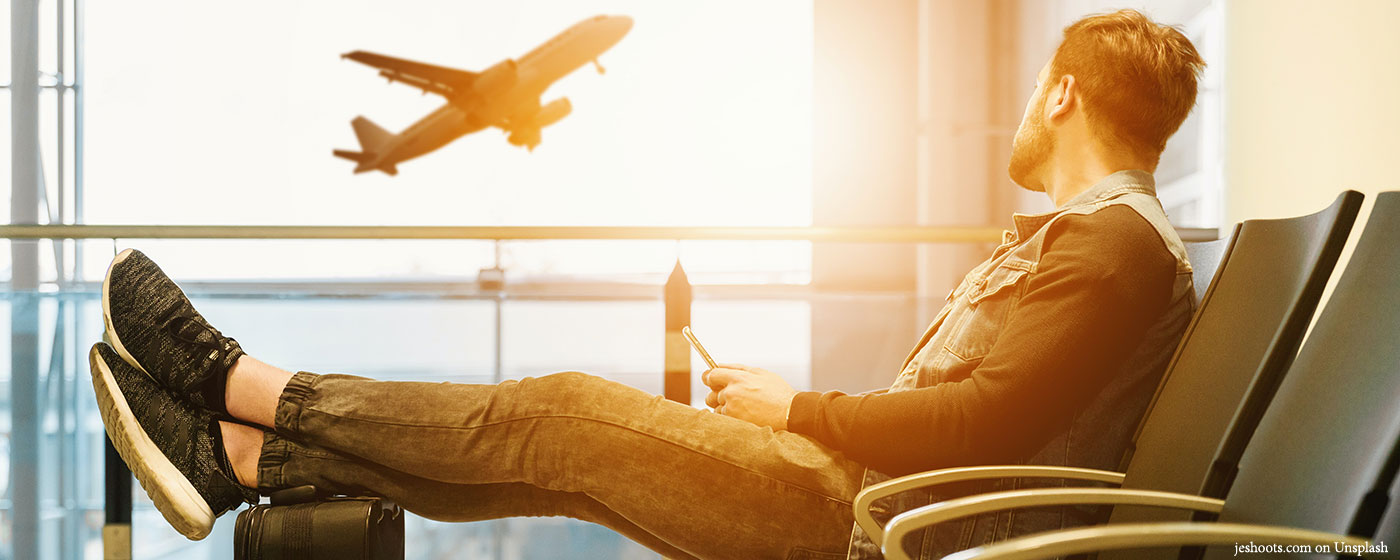 Behind the Scenes of Sleep: Jet Lag and the Circadian Rhythm