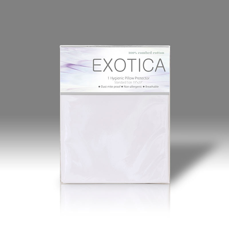 Dust Mite-Proof Pillow Protector