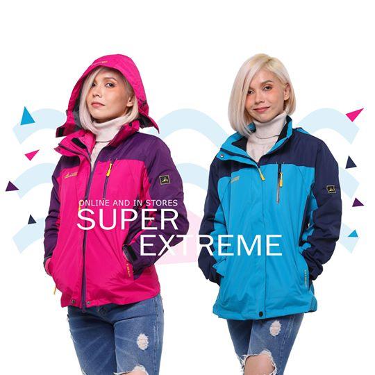 Super Extreme (2ชั้น)